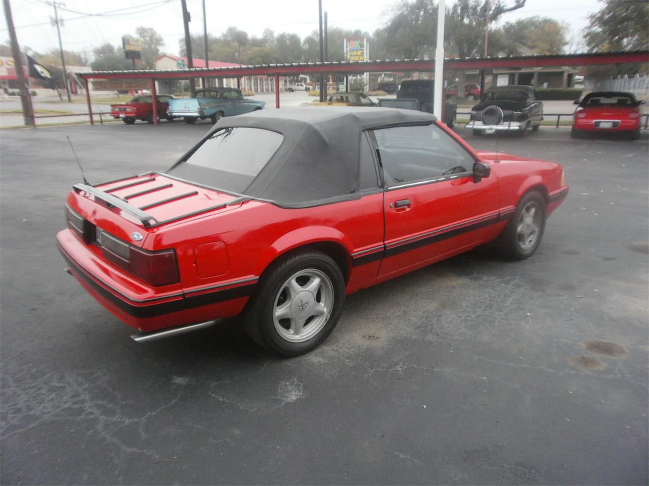Large Picture of 1991 Mustang - $8,500.00 Offered by Griffin's Classic Cars - MA1V
