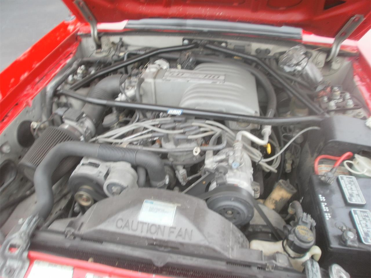 Large Picture of '91 Ford Mustang Offered by Griffin's Classic Cars - MA1V