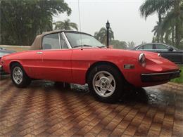 Picture of Classic '71 Alfa Romeo Spider located in Miami Florida - MA2U