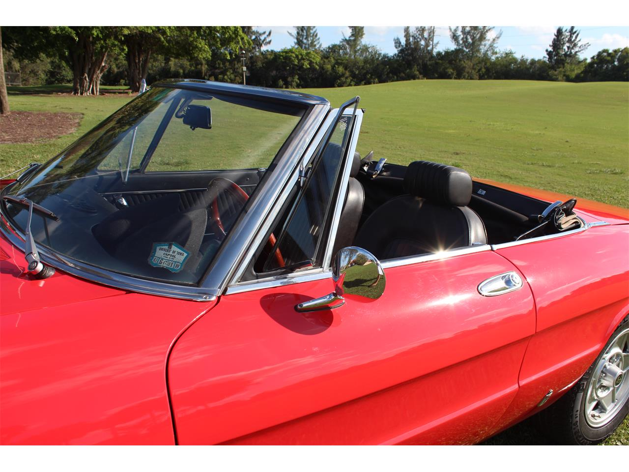 Large Picture of 1971 Alfa Romeo Spider Offered by a Private Seller - MA2U