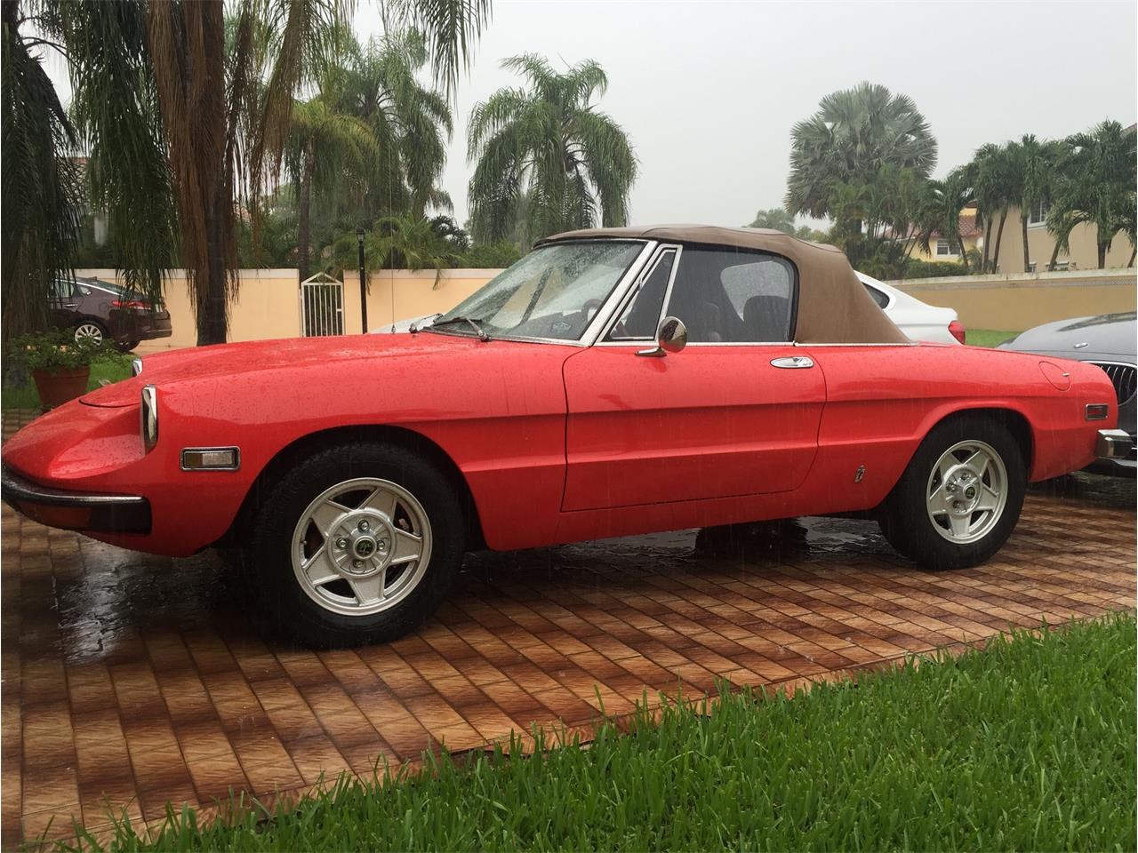 Large Picture of Classic 1971 Alfa Romeo Spider located in Florida - $25,000.00 Offered by a Private Seller - MA2U