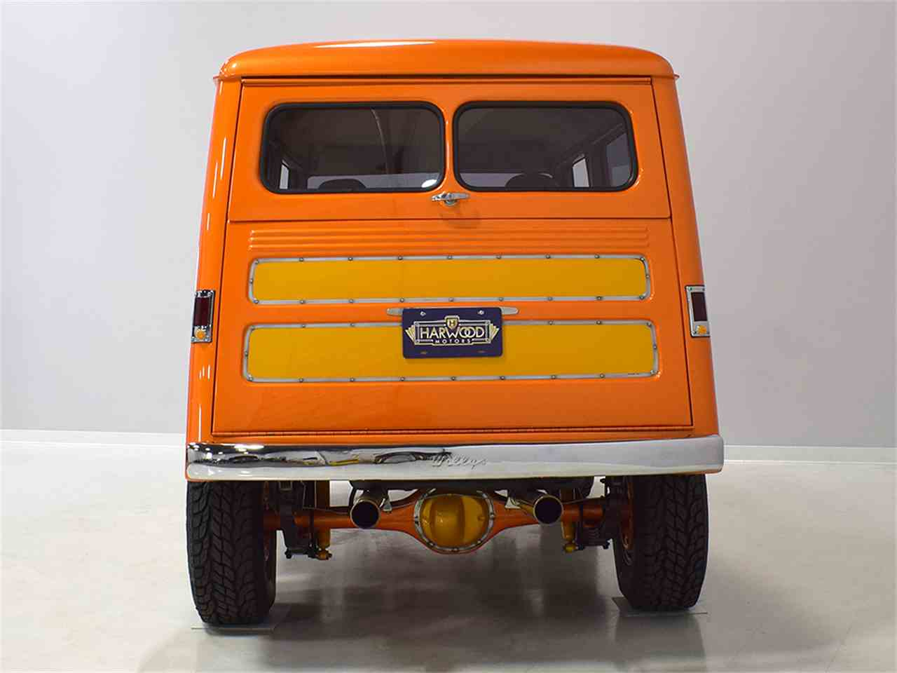 Large Picture of '54 Willys Utility Wagon Offered by Harwood Motors, LTD. - MA30