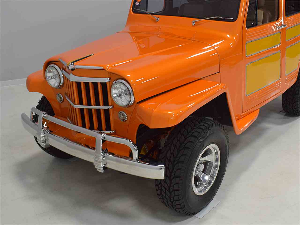 Large Picture of '54 Willys Utility Wagon - $79,900.00 - MA30
