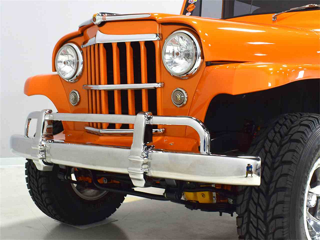 Large Picture of Classic 1954 Willys Utility Wagon - $79,900.00 Offered by Harwood Motors, LTD. - MA30