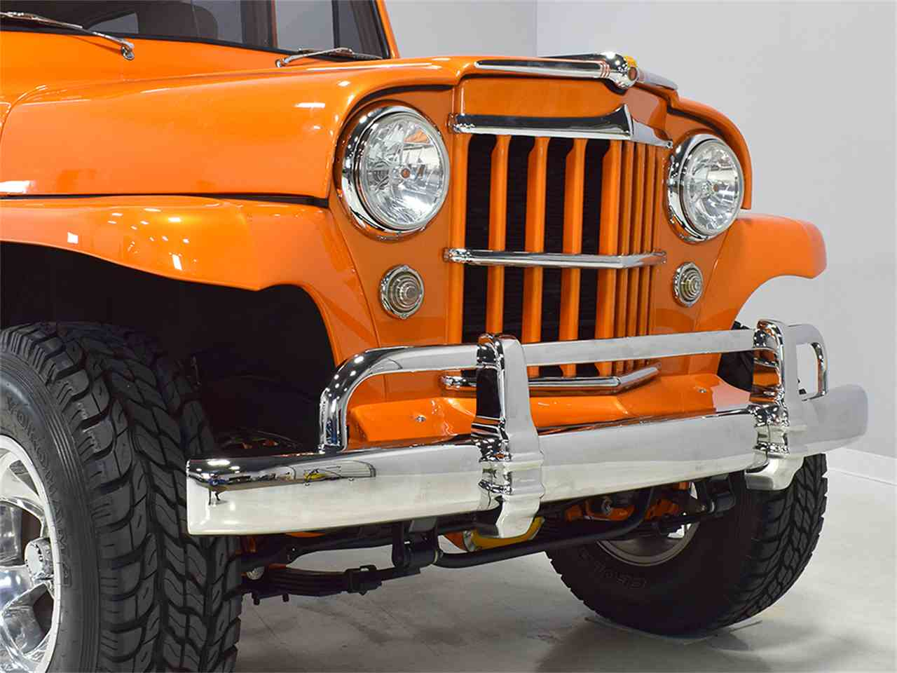 Large Picture of Classic '54 Willys Utility Wagon - MA30