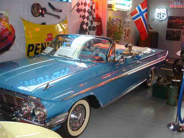 Picture of Classic 1961 Chevrolet Impala SS - $126,000.00 Offered by Classic Dreamcars, Inc. - MA31