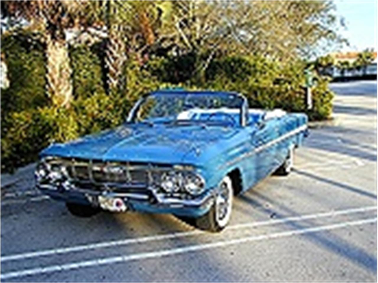 Large Picture of '61 Impala SS - MA31
