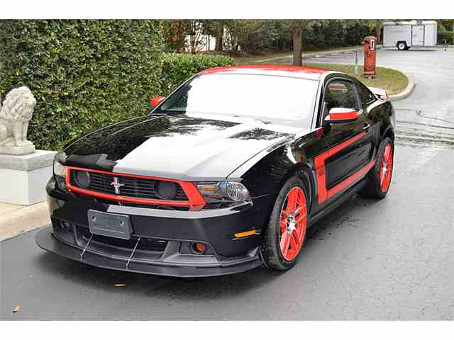 Picture of '12 Mustang Boss 302 - MA34