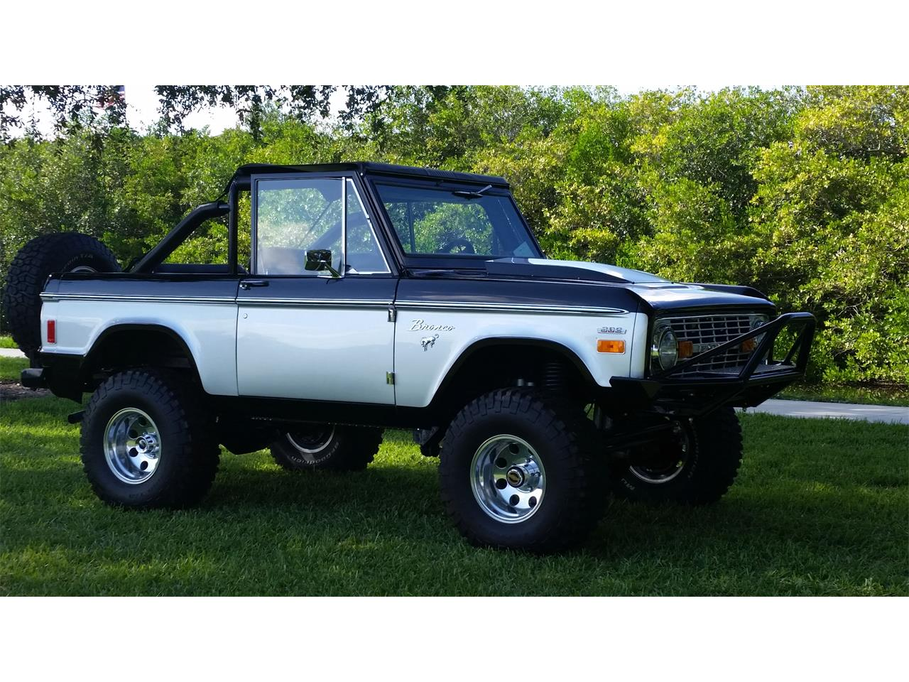 Large Picture of 1977 Ford Bronco Offered by a Private Seller - MA36