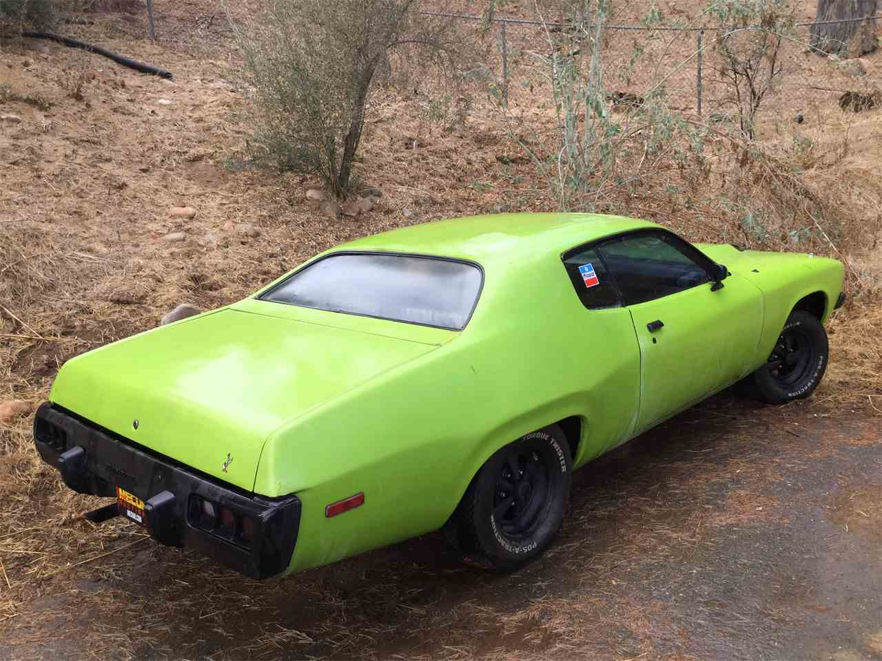 Large Picture of '73 Plymouth Satellite - $6,600.00 Offered by a Private Seller - MA3F