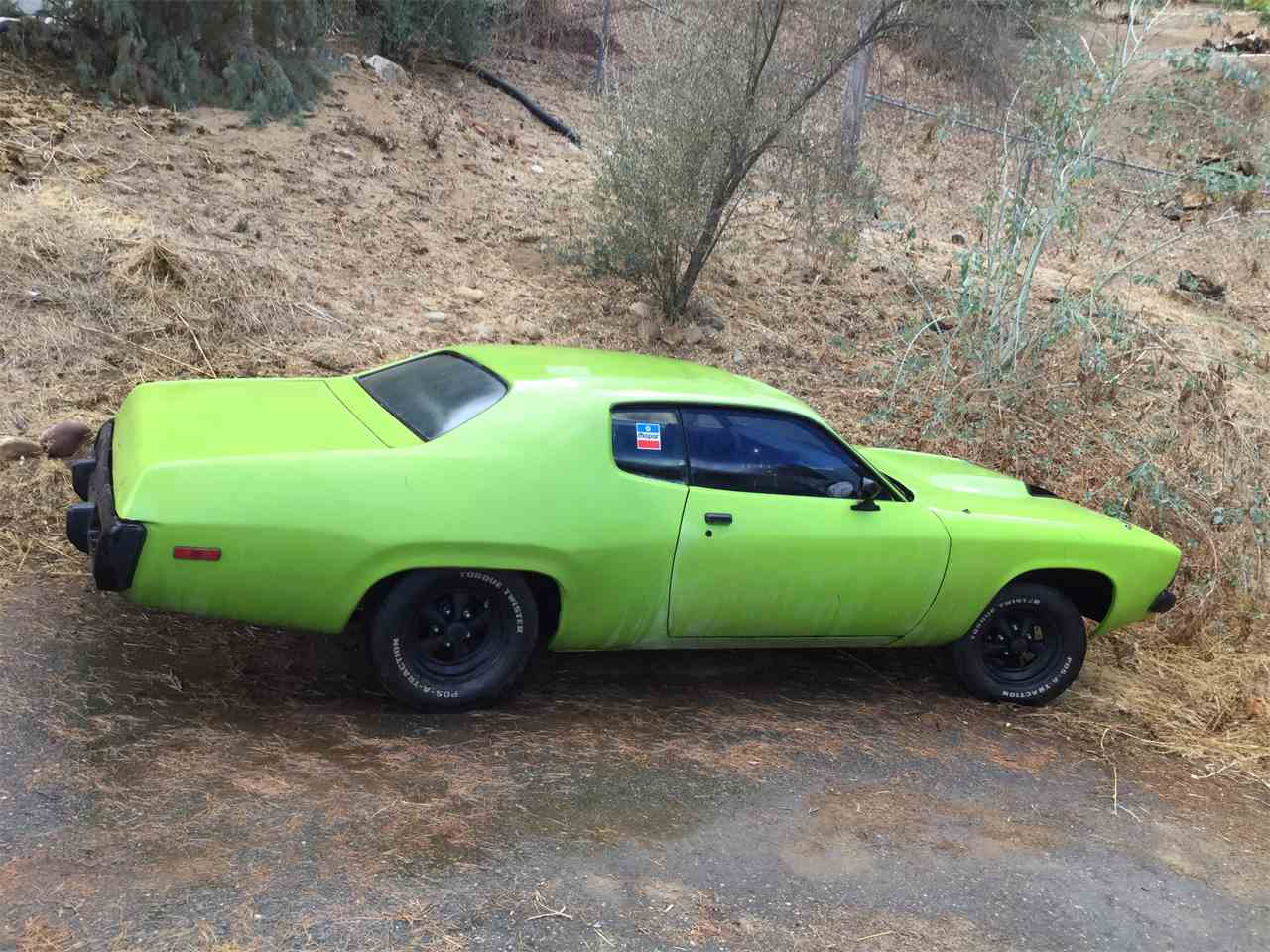 Large Picture of Classic 1973 Plymouth Satellite - MA3F