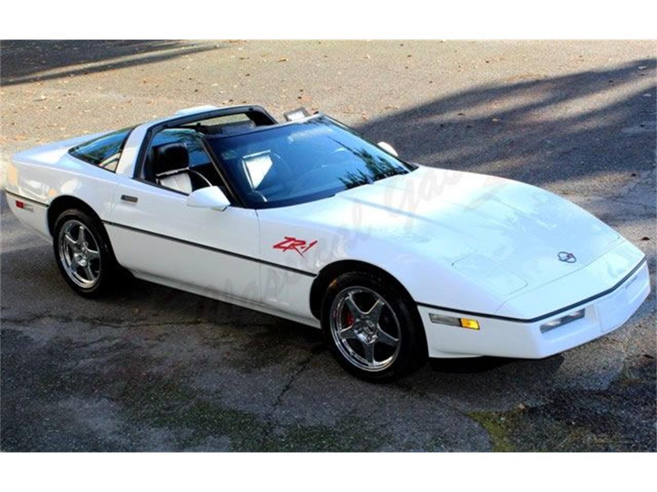 Large Picture of '90 Chevrolet Corvette ZR1 - $27,900.00 - MA3W