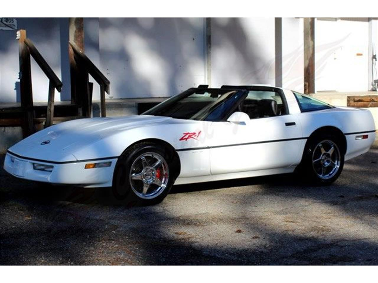 Large Picture of '90 Chevrolet Corvette ZR1 located in Arlington Texas - MA3W