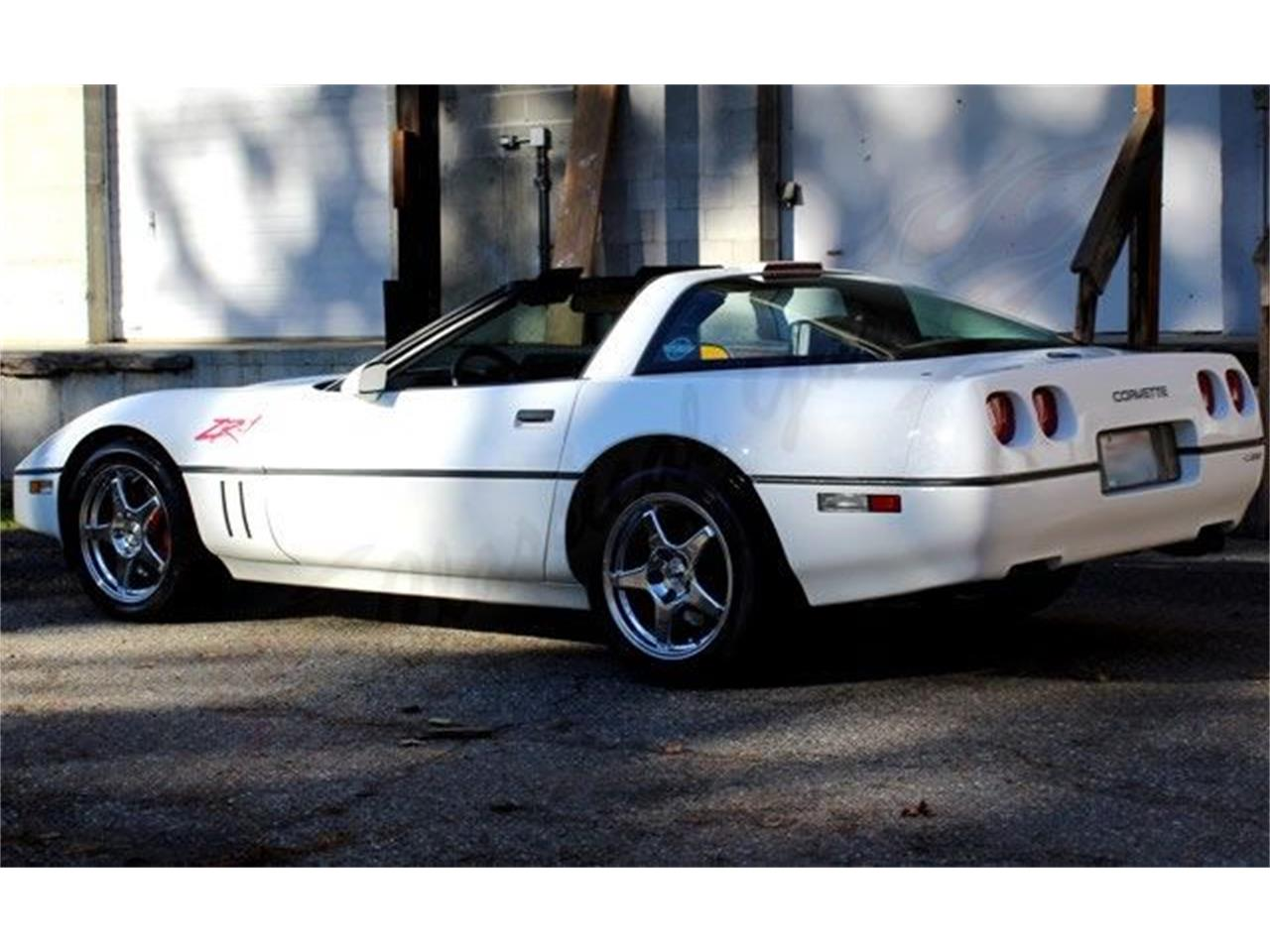 Large Picture of '90 Chevrolet Corvette ZR1 located in Arlington Texas - $27,900.00 Offered by Classical Gas Enterprises - MA3W