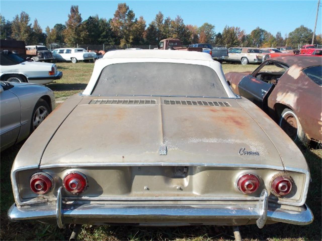 Large Picture of '67 Corvair Monza - MA3X