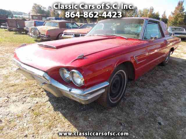 Picture of Classic '65 Ford Thunderbird - $4,000.00 Offered by Classic Cars of South Carolina - MA42