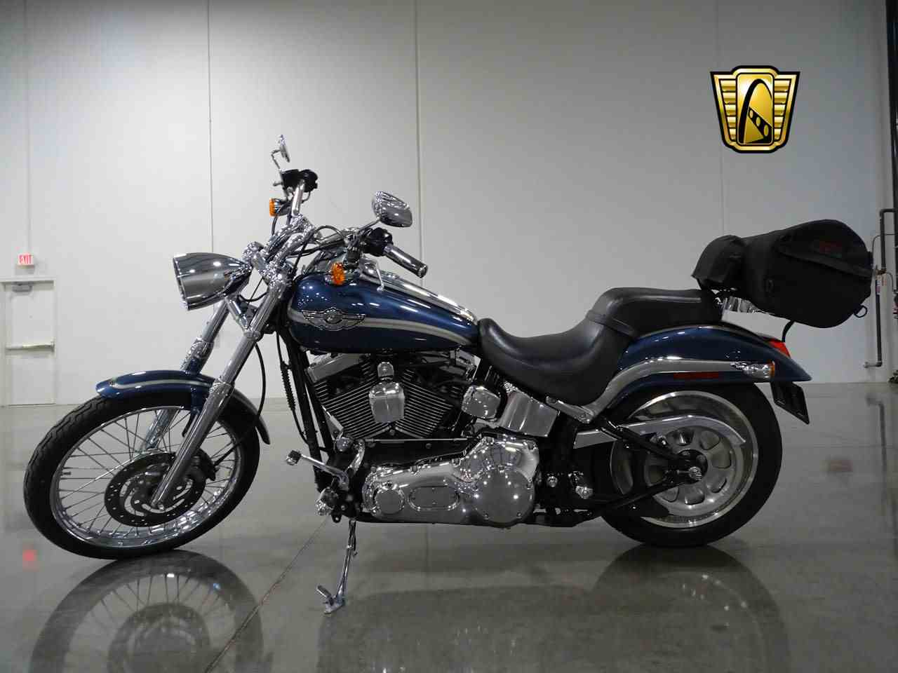 Large Picture of '03 FXSTDI - $9,595.00 - MA4S
