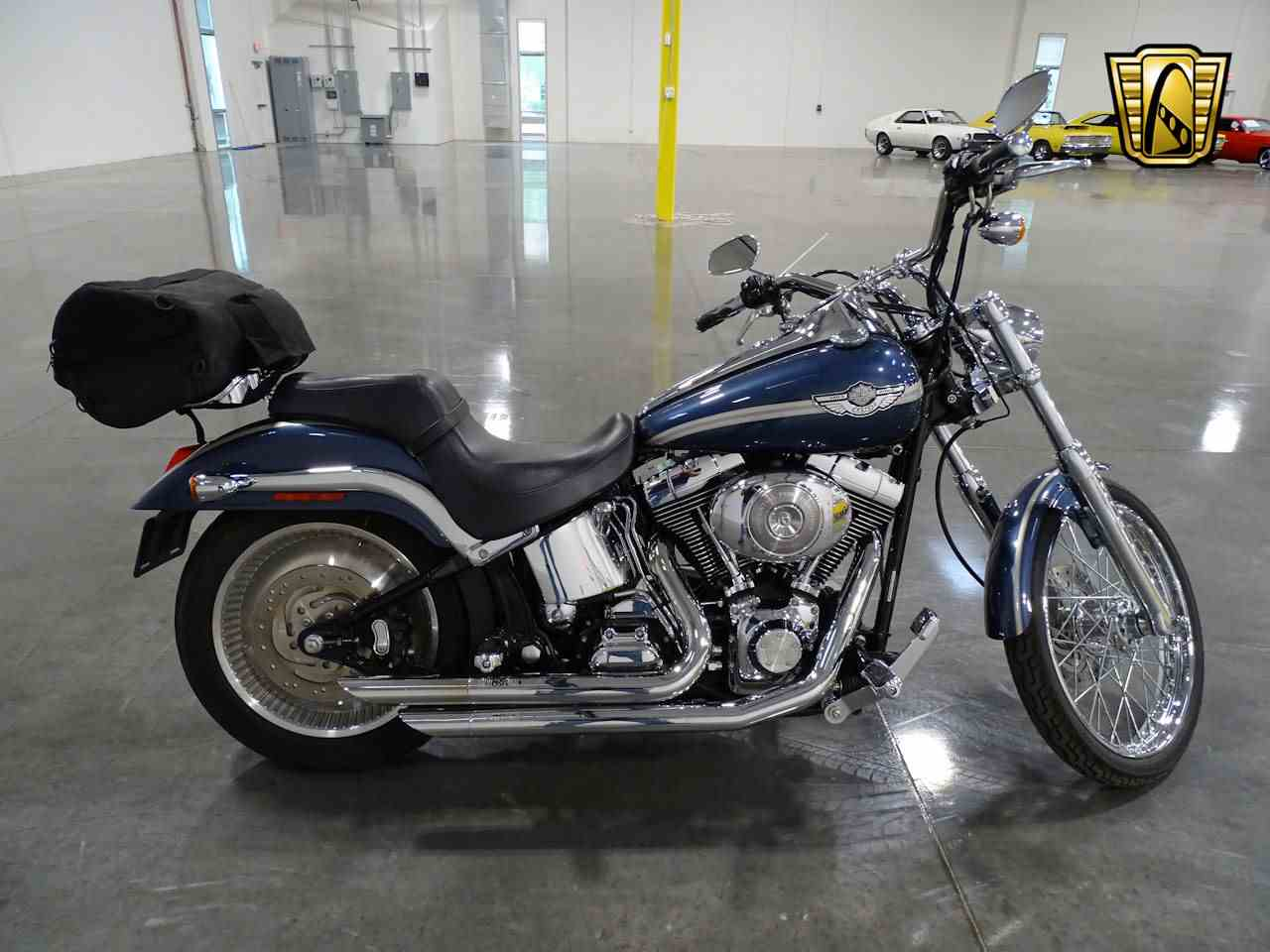 Large Picture of 2003 FXSTDI Offered by Gateway Classic Cars - Scottsdale - MA4S