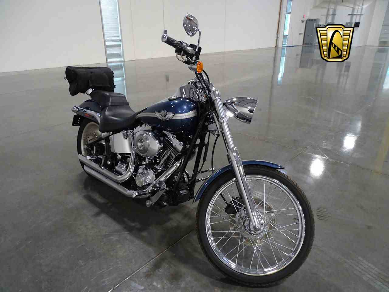 Large Picture of '03 Harley-Davidson FXSTDI Offered by Gateway Classic Cars - Scottsdale - MA4S
