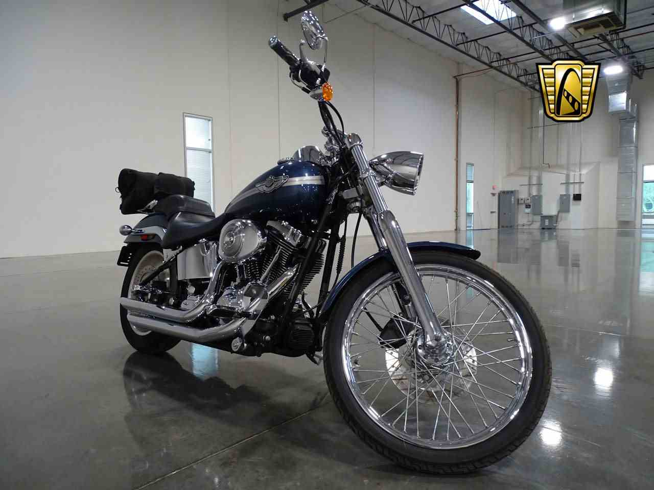 Large Picture of '03 Harley-Davidson FXSTDI - $9,595.00 Offered by Gateway Classic Cars - Scottsdale - MA4S