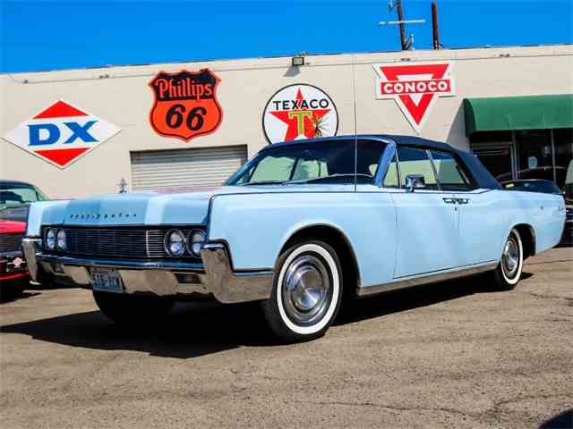 Picture of '67 Continental - M3HP