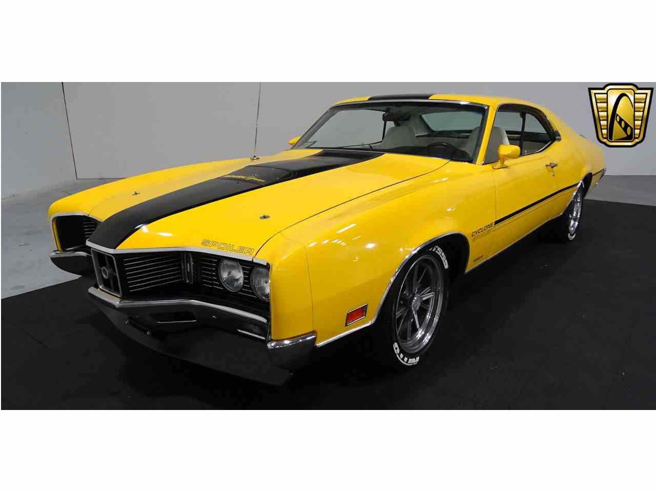 Large Picture of 1970 Mercury Cyclone located in Texas Offered by Gateway Classic Cars - Houston - MA58
