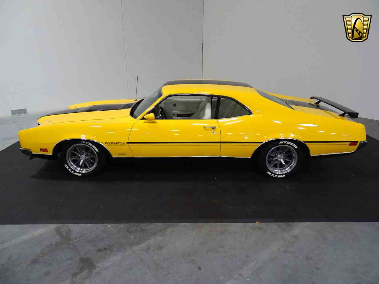Large Picture of 1970 Mercury Cyclone Offered by Gateway Classic Cars - Houston - MA58
