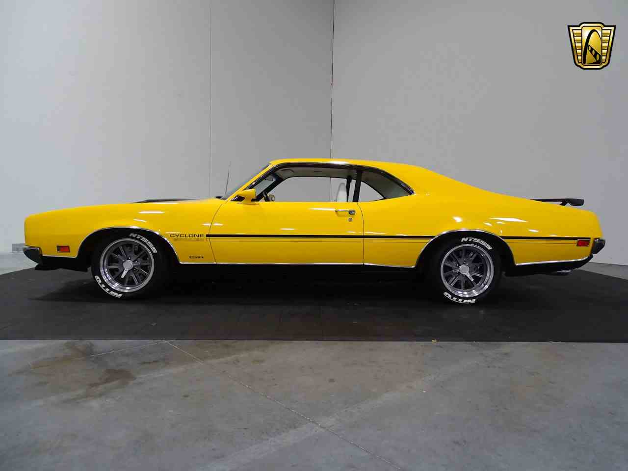 Large Picture of '70 Cyclone Offered by Gateway Classic Cars - Houston - MA58
