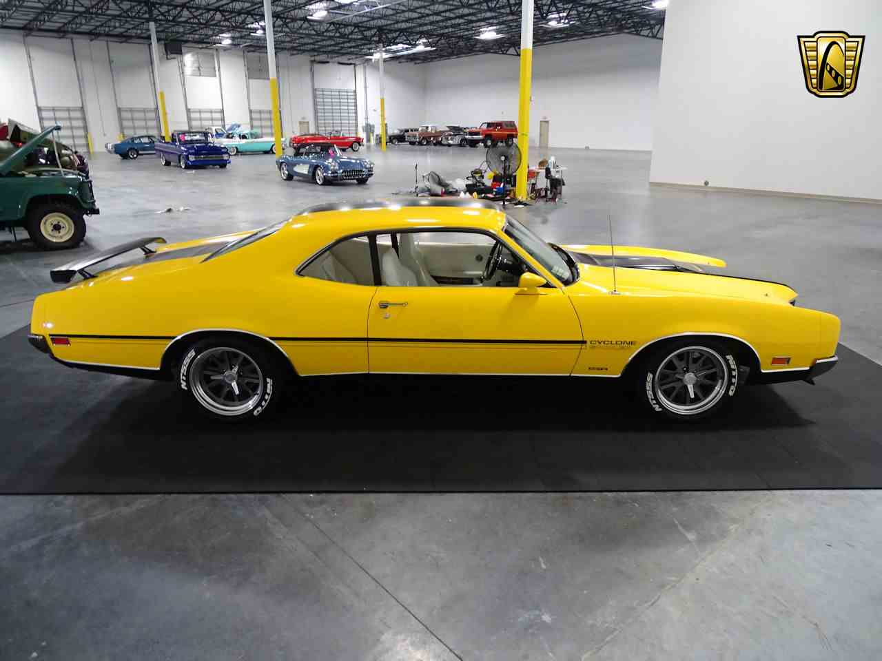 Large Picture of Classic 1970 Cyclone - $83,000.00 Offered by Gateway Classic Cars - Houston - MA58