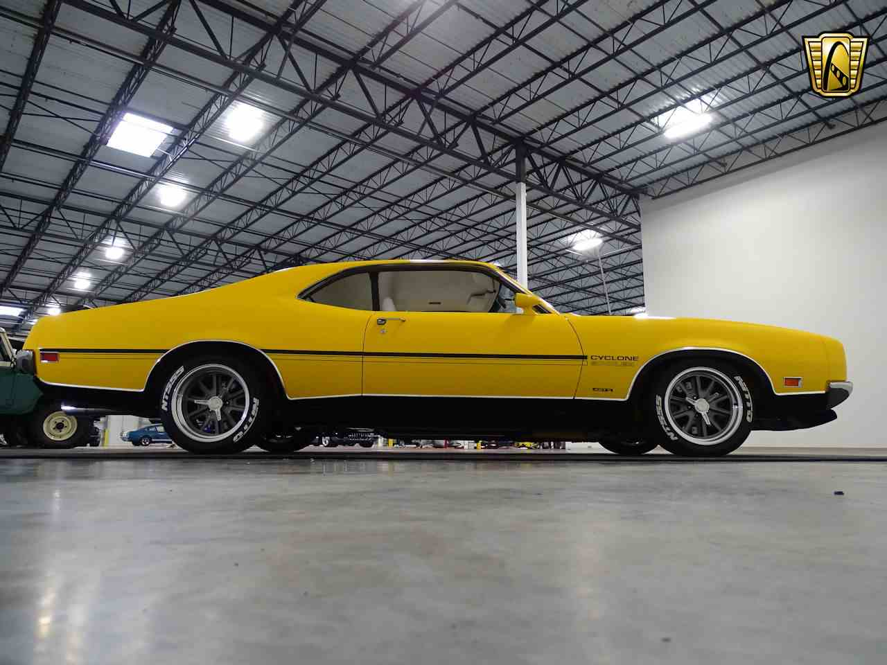 Large Picture of Classic '70 Cyclone Offered by Gateway Classic Cars - Houston - MA58