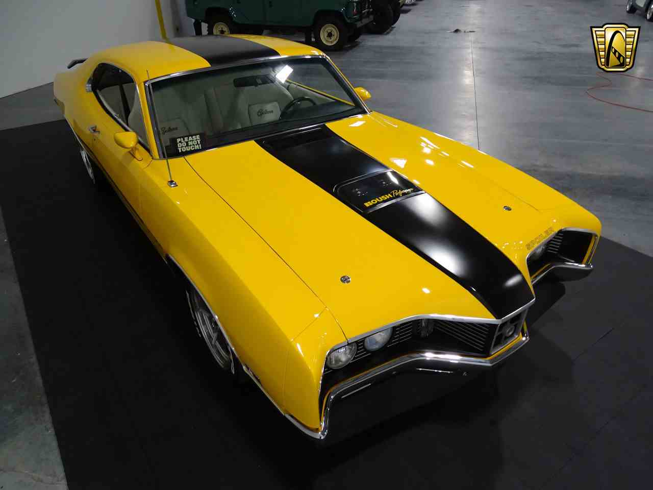 Large Picture of 1970 Cyclone - $83,000.00 Offered by Gateway Classic Cars - Houston - MA58