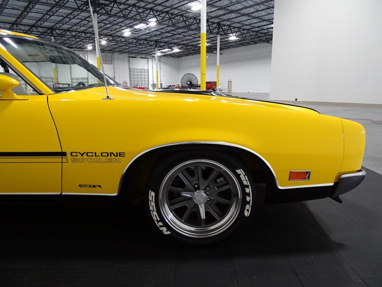 Large Picture of '70 Cyclone - MA58