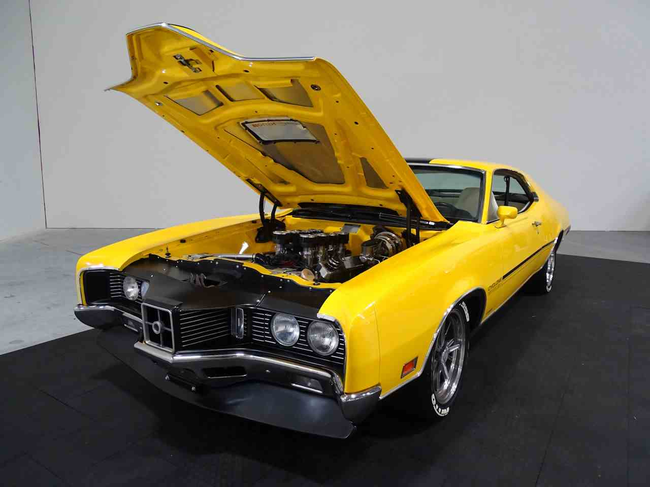 Large Picture of '70 Cyclone located in Texas Offered by Gateway Classic Cars - Houston - MA58