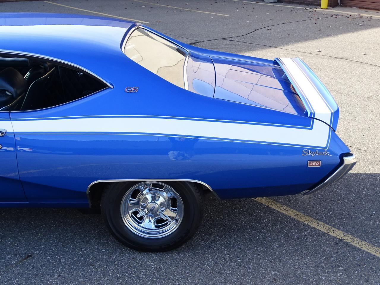 Large Picture of '69 Skylark - MA5F