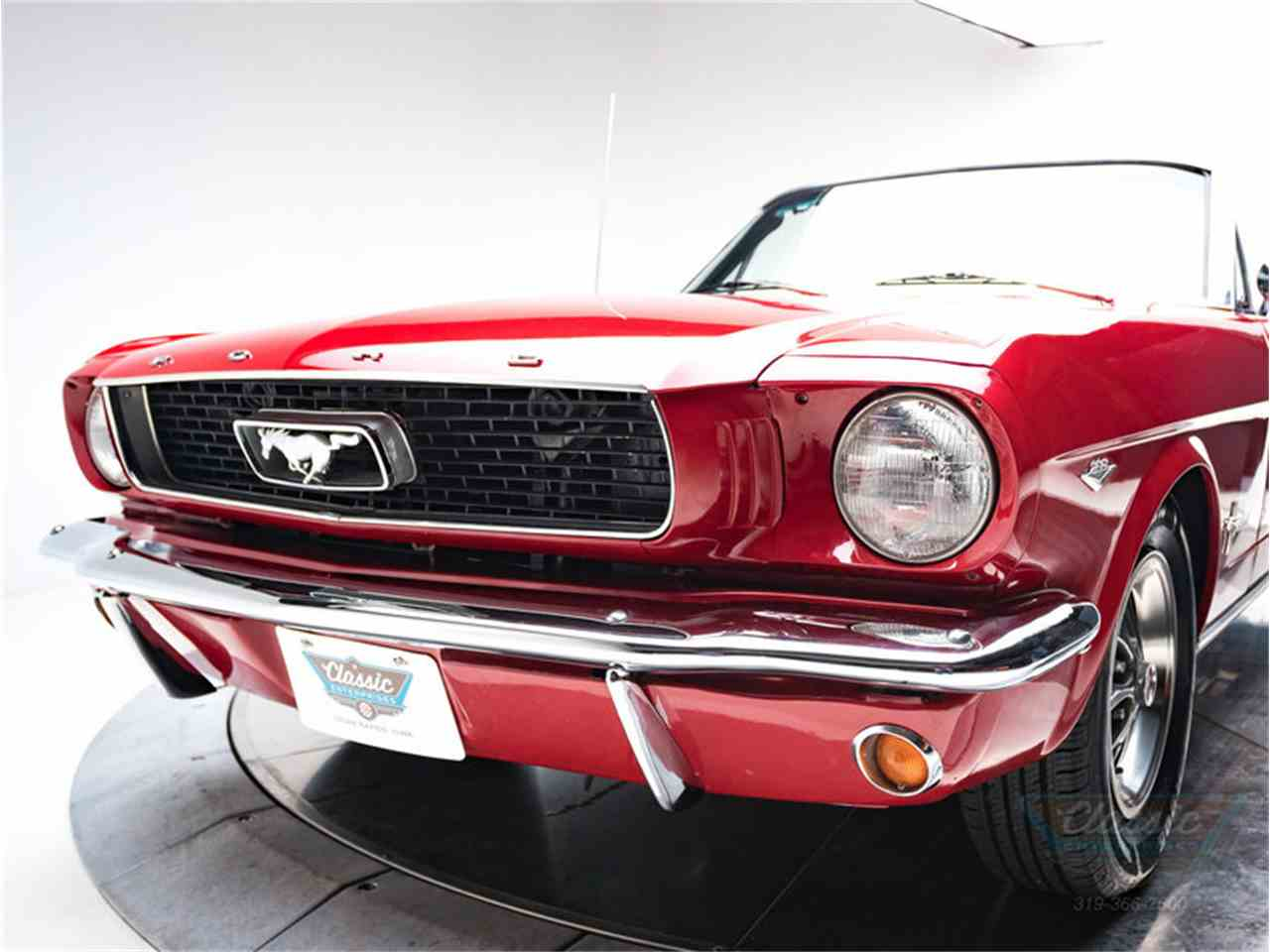 Large Picture of Classic '66 Mustang located in Cedar Rapids Iowa - MA5N