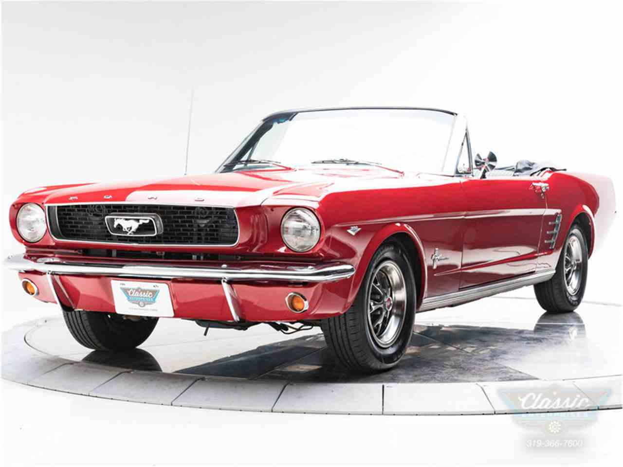Large Picture of Classic '66 Ford Mustang located in Iowa - $36,950.00 - MA5N