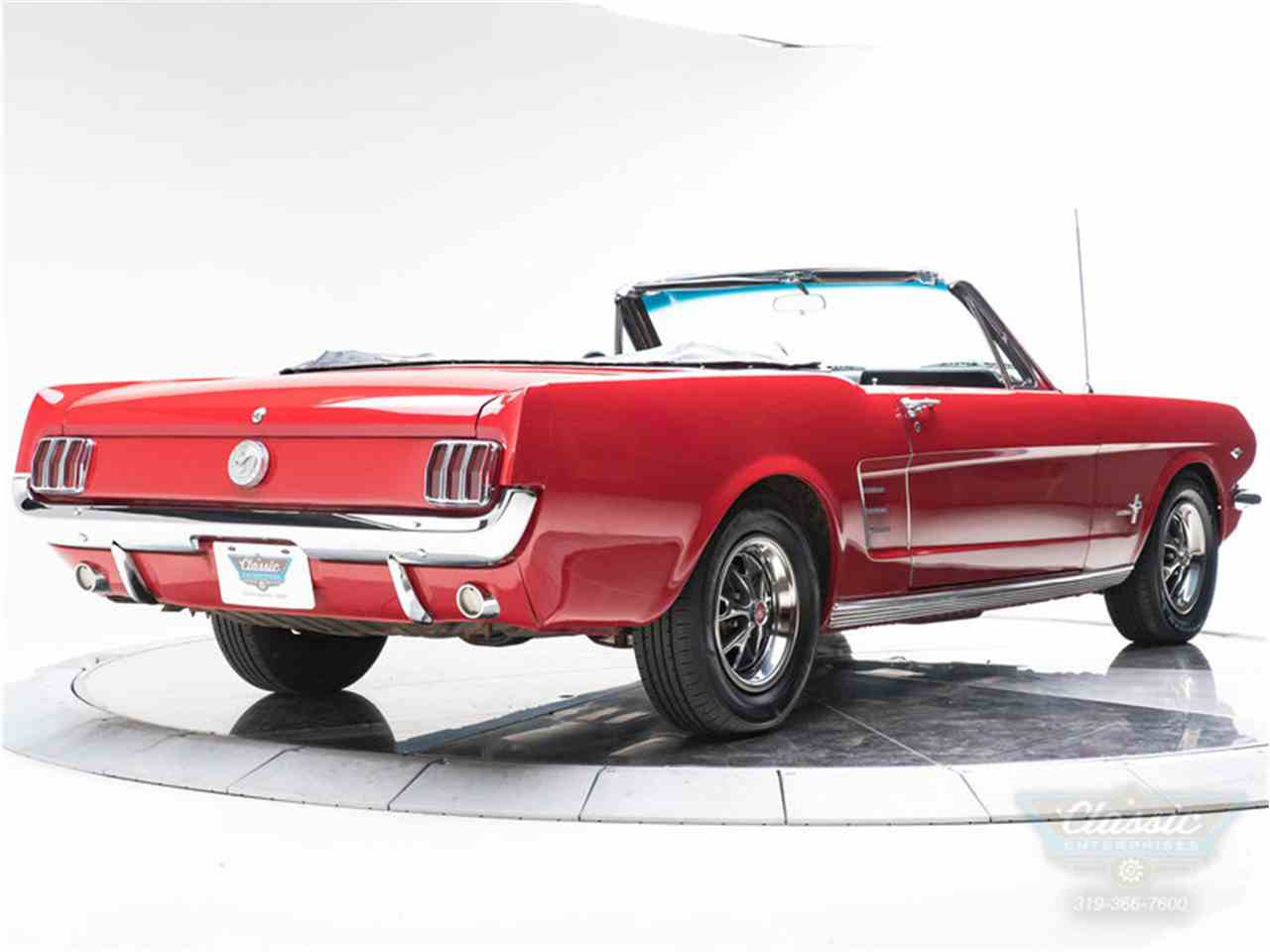 Large Picture of '66 Ford Mustang located in Cedar Rapids Iowa - $36,950.00 - MA5N