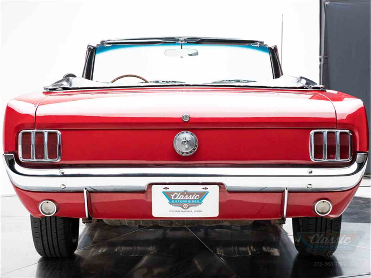 Large Picture of Classic 1966 Mustang located in Iowa - MA5N