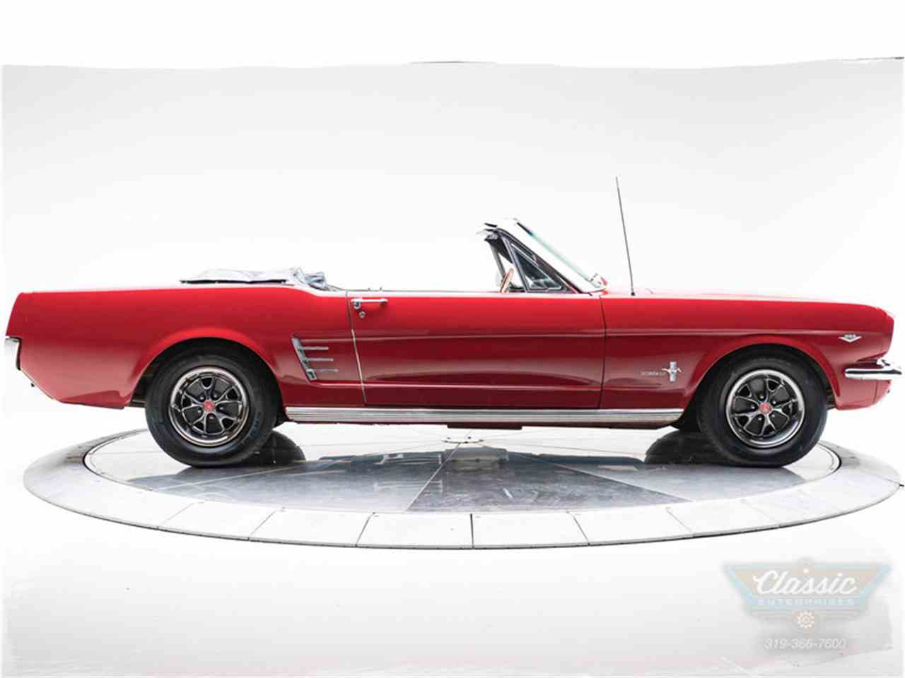 Large Picture of '66 Ford Mustang Offered by Duffy's Classic Cars - MA5N