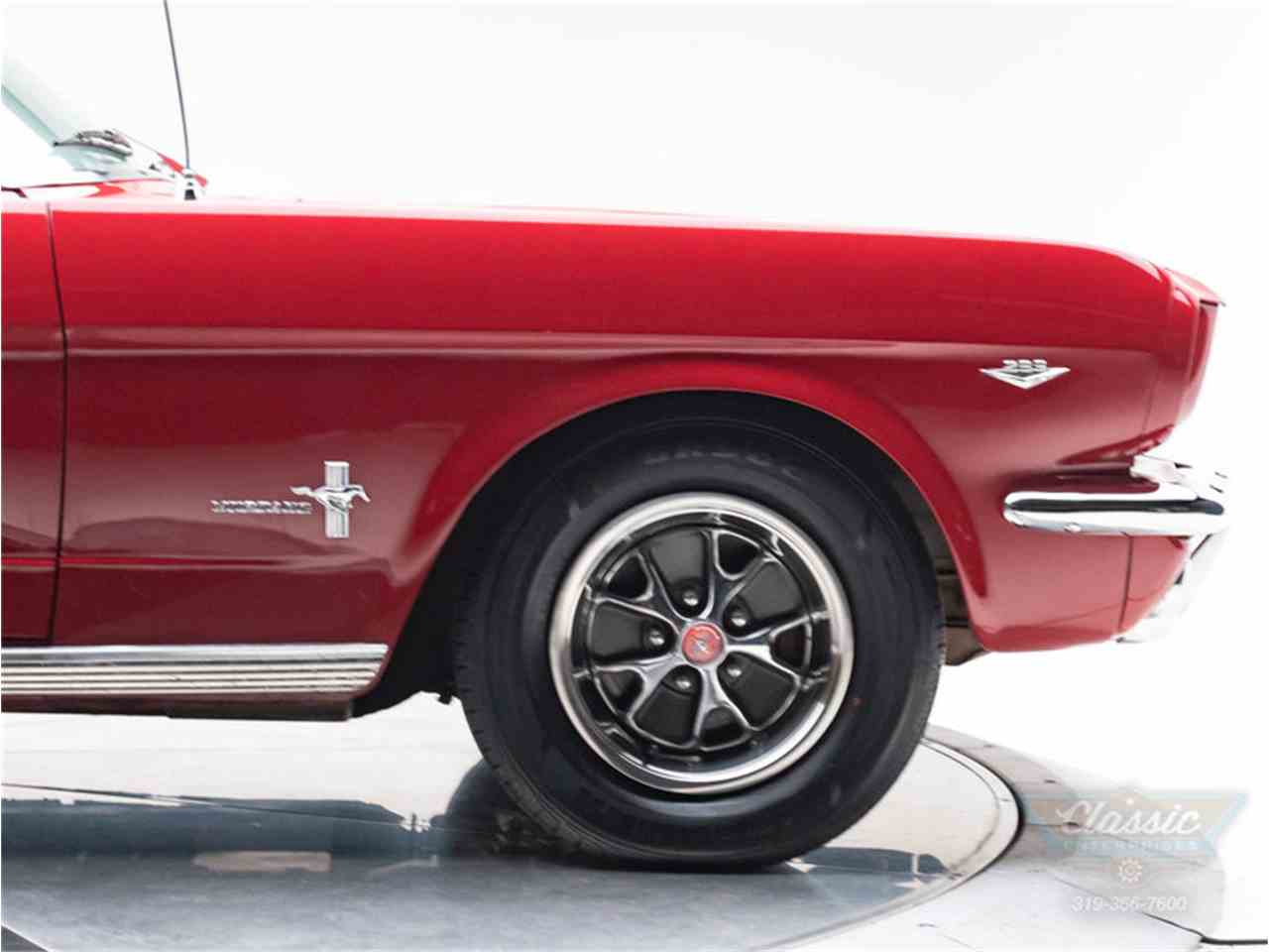 Large Picture of '66 Ford Mustang - MA5N