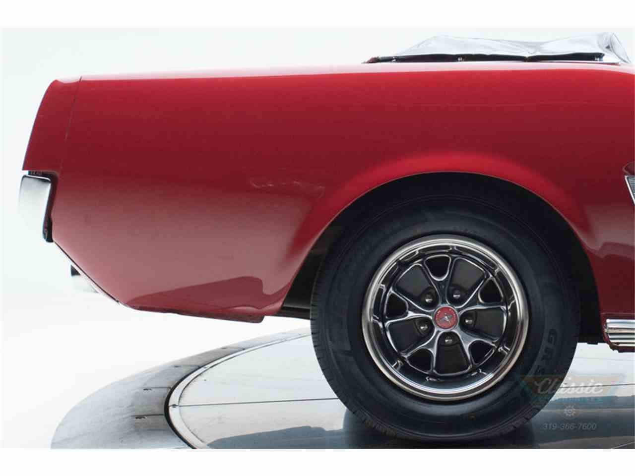 Large Picture of 1966 Mustang located in Cedar Rapids Iowa - MA5N