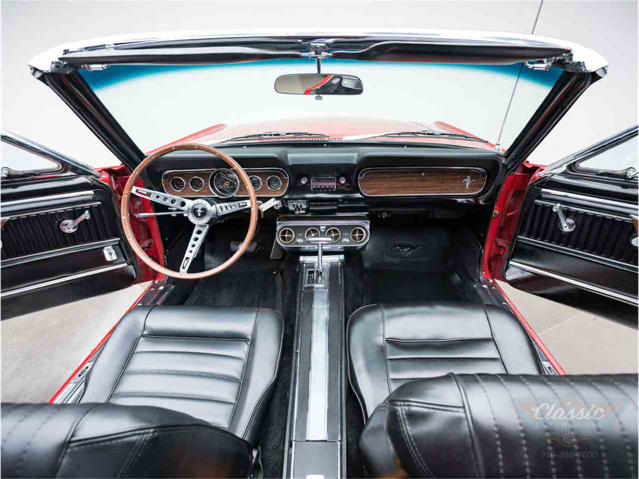 Large Picture of Classic 1966 Mustang - MA5N