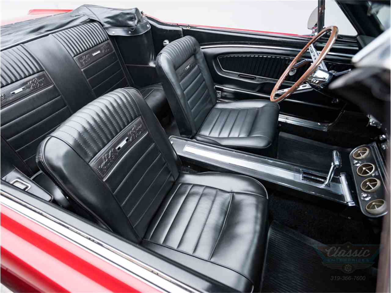 Large Picture of Classic '66 Mustang located in Cedar Rapids Iowa - $36,950.00 Offered by Duffy's Classic Cars - MA5N