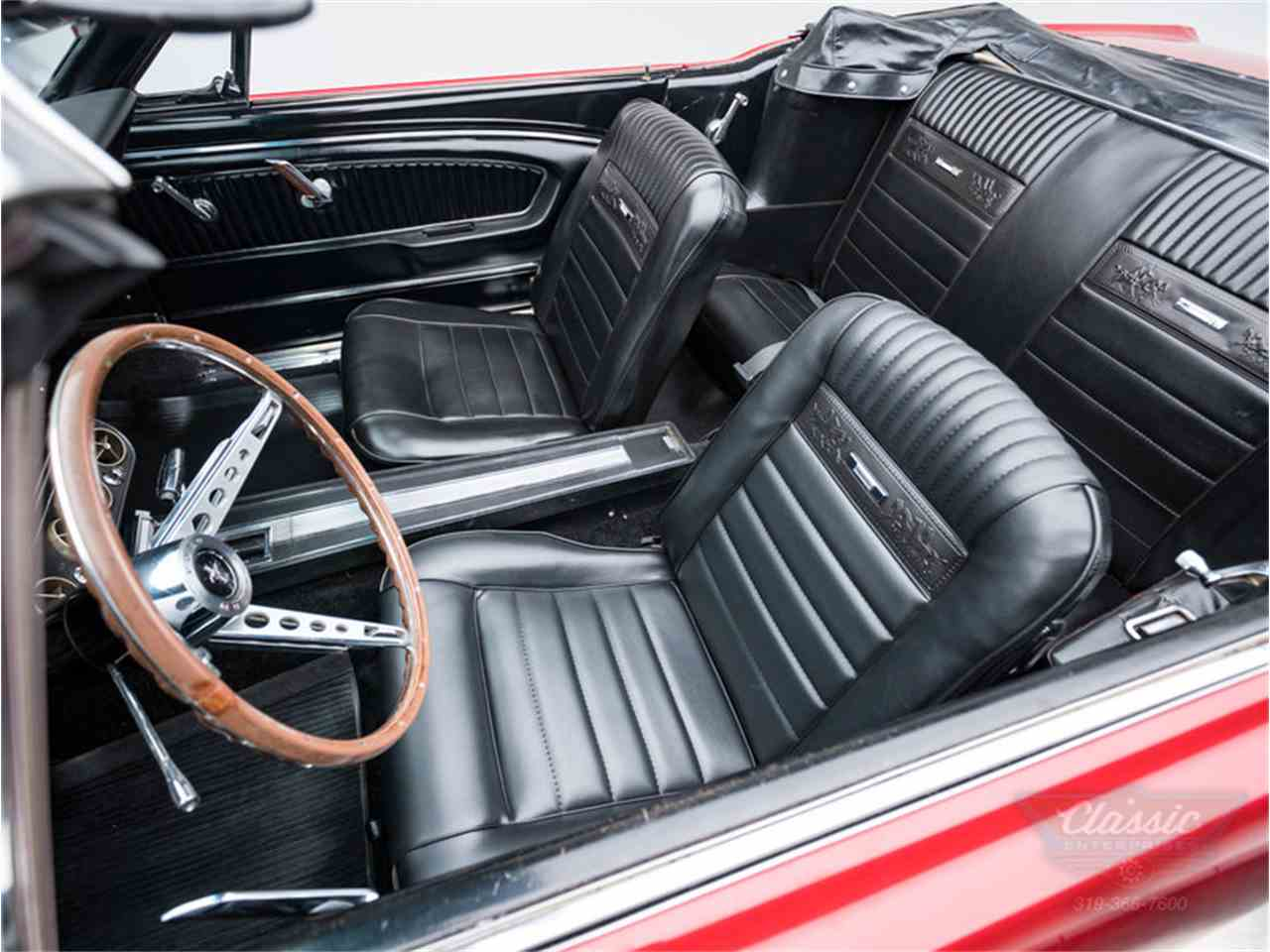 Large Picture of 1966 Mustang located in Iowa Offered by Duffy's Classic Cars - MA5N