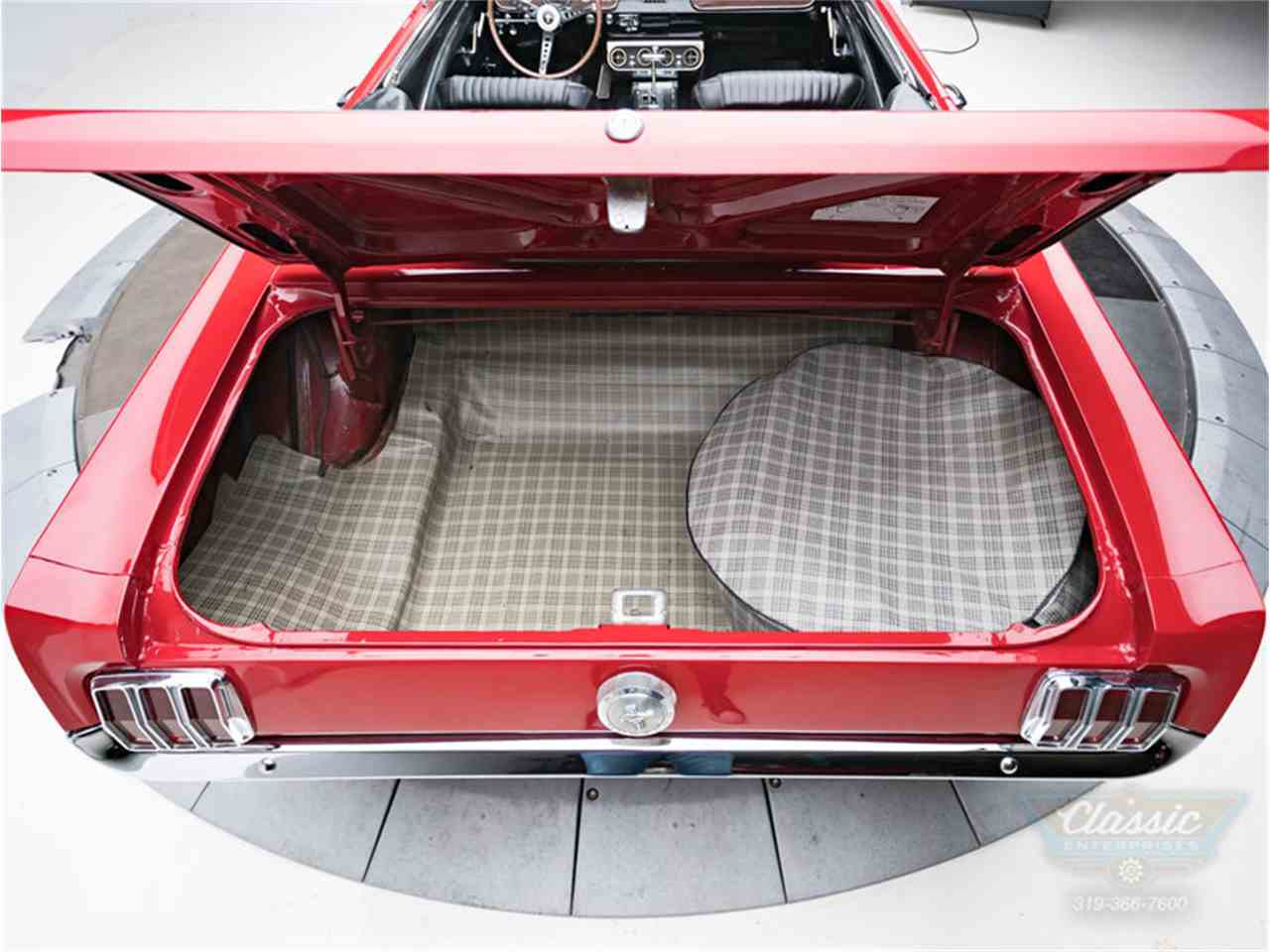 Large Picture of '66 Mustang located in Cedar Rapids Iowa - $36,950.00 - MA5N