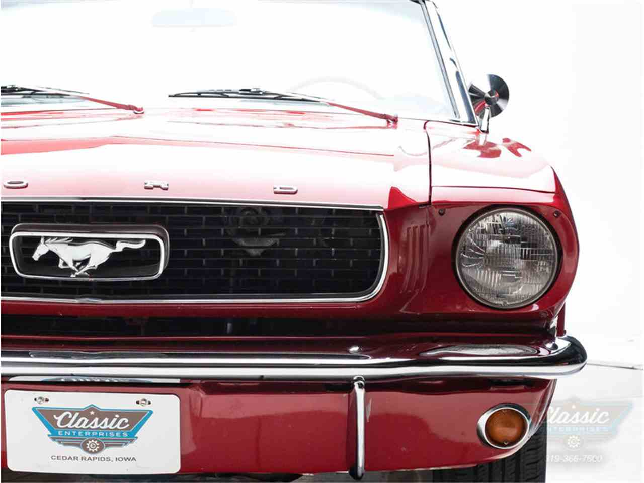 Large Picture of '66 Ford Mustang - $36,950.00 Offered by Duffy's Classic Cars - MA5N