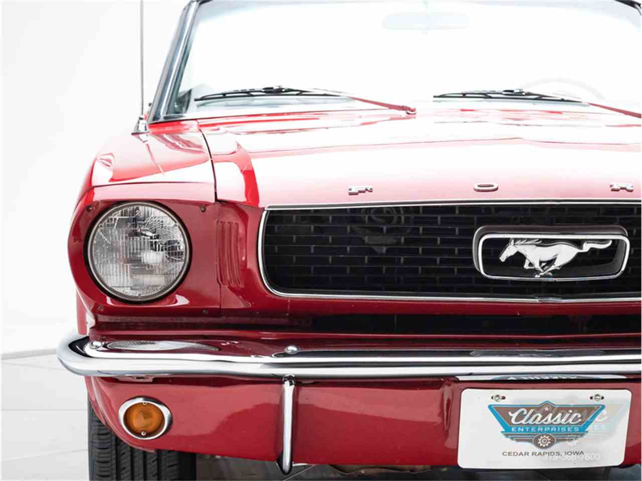 Large Picture of 1966 Mustang Offered by Duffy's Classic Cars - MA5N