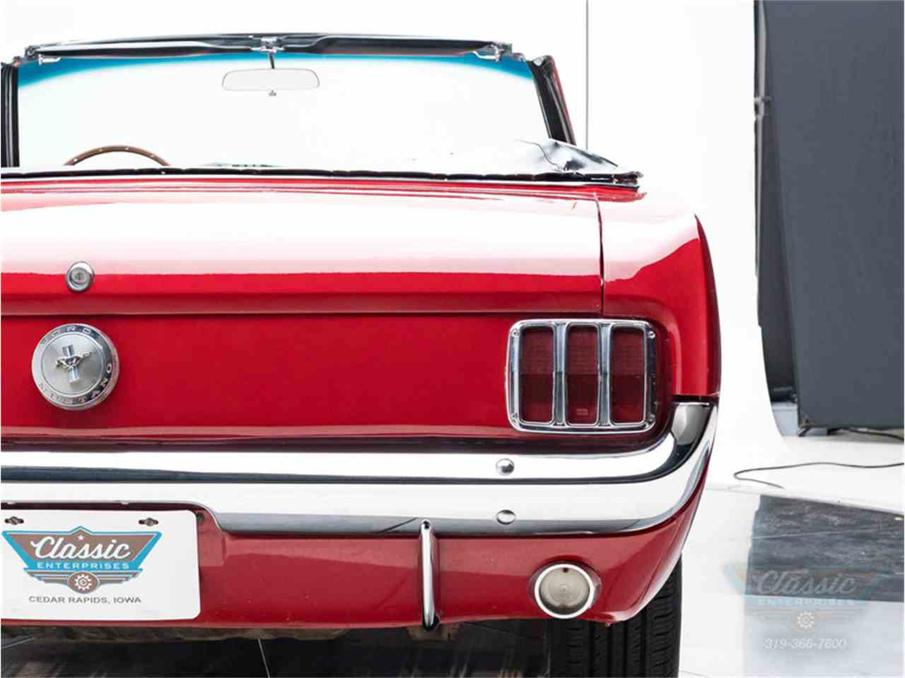 Large Picture of '66 Ford Mustang located in Iowa - $36,950.00 Offered by Duffy's Classic Cars - MA5N