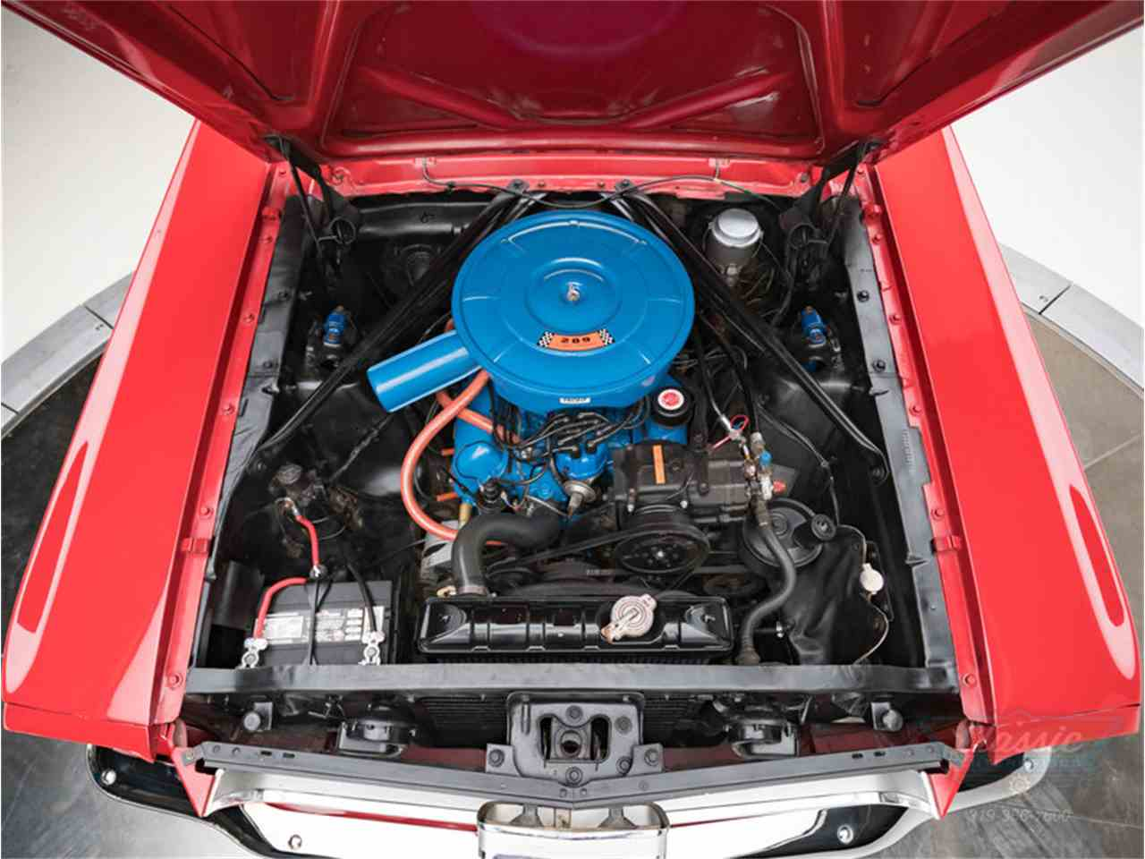 Large Picture of '66 Ford Mustang located in Iowa Offered by Duffy's Classic Cars - MA5N