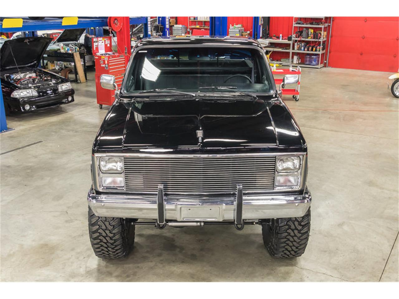 1987 Gmc Sierra 4x4 Pickup For Sale
